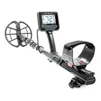 """Image of Nokta Anfibio 19 Waterproof Metal Detector with 11"""" DD Search Coil & Wireless Headphones, 19 kHz VLF Frequency"""