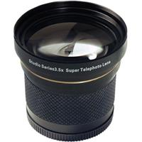 Image of Night Owl Optics 3.5x Telephoto Lens, Doubler to 6.1x for iGEN Night Vision Monoculars