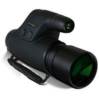 Image of Night Owl Optics NexGen II 5x50mm Gen.1 Night Vision Monocular with Infrared Illuminator, Black