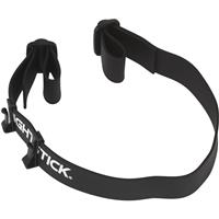 Image of Nightstick 4616-RSTRAP Replacement Heavy Duty Rubber Strap with Cord Clips for 4616 Series Headlamps, Black