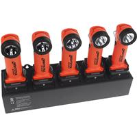 Image of Nightstick 5-Bank AC Charger for Rechargeable INTRANT Angle Lights
