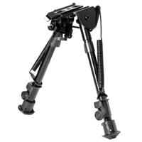 NcSTAR Full Size Precision Grade Bipod with 3 Adapters, 7-11""
