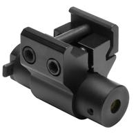 Image of NcSTAR Compact Red Laser Sight with Weaver Mount, for Compact and Subcompact Pistols.