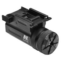 Image of NcSTAR Ultra Compact Pistol Green Laser with Quick Release Weaver Mount