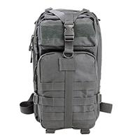 Image of NcSTAR Vism Small Tactical Assault MOLLE Backpack, Urban Gray