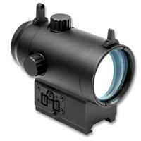 Image of NcSTAR 1x42 Red/Green Dot Reflex Sight, Platinum Lens Coating, 3 MOA Dot Size, Dual Illuminated Reticle