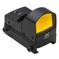 Image of NcSTAR 1x25mm Compact Red Dot Sight with 2 MOA Dot Size, Weaver Base, Matte Black