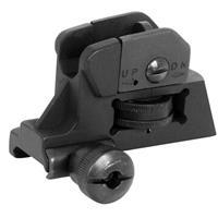 Image of NcSTAR AR Platform Detachable Rear Sight