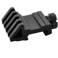 Image of NcSTAR 45 Degree Offset Rail Mount / Weaver Style