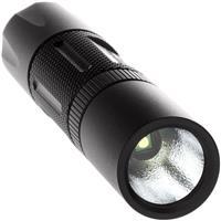 Image of Nightstick Aluminum Mini-TAC 90 Lumen LED Penlight, Black, 1x AA