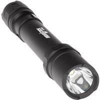 Image of Nightstick MT-220 Mini-TAC Pro Aluminum Non-Rechargeable CREE LED Flashlight with 2x AA Battery, 200 High Lumens, IP-X7 Waterproof, Black