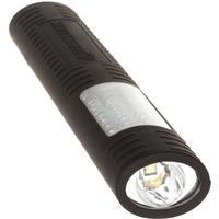 Image of Nightstick MultiPurpose 125 Lumen LED Dual-Light Flashlight with Magnet, 4x AAA, Black