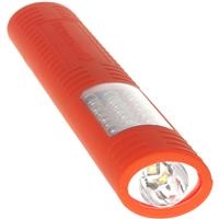 Image of Nightstick MultiPurpose 125 Lumen LED Dual-Light Flashlight with Magnet, 4x AAA, Red
