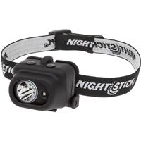 Compare Prices Of  Nightstick NSP-4608B Multi-Position Tilt Dual-Light Multi-Function Non-Rechargeable LED Headlamp, White Spotlight & Floodlight, 180 Lumens, IP-X7 Waterproof, Black