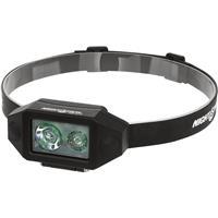 Image of Nightstick NSP-4614 Low-Profile Dual-Light Multi-Function LED Headlamp, 300 Lumens Dual-Light, IP-X7 Waterproof, Black