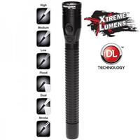 Image of Nightstick NSR-9744XLDC Xtreme Lumens Dual-Light Metal Full-Size Multi-Function Rechargeable LED Flashlight with Lithium-Ion Battery and DC Power Supply, 650 High Lumens, IP-X7 Waterproof