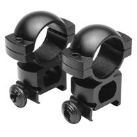 """Compare Prices Of  NcSTAR 1"""" Aluminum Rings, 1.20"""" Height, Pair, Black"""