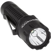 Image of Nightstick TAC-300 Polymer Tactical Non-Rechargeable LED Flashlight, 180 Lumens, IP-X7 Waterproof, Black
