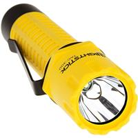 Image of Nightstick TAC-300 Polymer Tactical Non-Rechargeable LED Flashlight, 180 Lumens, IP-X7 Waterproof, Yellow