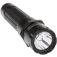 Image of Nightstick TAC-550B Metal Multi-Function Tactical Rechargeable LED Flashlight with Lithium-Ion Battery and AC & DC Power Supply, 200 High Lumens, IP-X7 Waterproof, Black