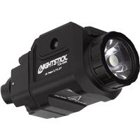 Compare Prices Of  Nightstick TCM-550XLS Tactical Metal Compact Weapon-Mounted Light with Strobe, 550 Lumen, Waterproof, Black