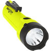Image of Nightstick XPP-5420GX X-Series Intrinsically Safe Flashlight, 210 High Lumens, ANSI IP-67 Dustproof/Waterproof, Green/Black