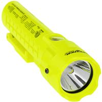 Image of Nightstick XPP-5422GM Intrinsically Safe Permissible Dual-Light Flashlight with Dual Magnets, 120 Lumens, ANSI IP-67 Dustproof/Waterproof, Green