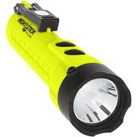 Image of Nightstick Nightstick XPP-5422GMX X-Series Intrinsically Safe Dual-Light Flashlight with Dual Magnets, 210 Lumens, ANSI IP-67 Dustproof/Waterproof, Green/Black