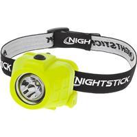 Image of Nightstick XPP-5452 Intrinsically Safe Heavy-Duty Dual-Function LED Headlamp, 115 High Lumens, IP-67 Dustproof / Waterproof, Green
