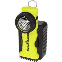 Image of Nightstick XPR-5572 Intrinsically Safe Rechargeable Dual-Light Angle Light, 200/100/60 Lumens, Dustproof/Waterproof, Green/Black