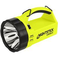 Image of Nightstick XPR-5580 VIRIBUS Intrinsically Safe Rechargeable Dual-Light Lantern, 210/100/30 Lumens, Dustproof/Waterproof, Green/Black