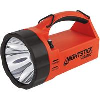 Image of Nightstick XPR-5580 VIRIBUS Intrinsically Safe Rechargeable Dual-Light Lantern, 210/100/30 Lumens, Dustproof/Waterproof, Red/Black