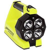 Image of Nightstick XPR-5582 Integritas Intrinsically Safe Rechargeable Lantern, 1750/600 Lumens, Dustproof/Waterproof, Green