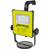 Image of Nightstick XPR-5592 Intrinsically Safe Rechargeable LED Multi-Function Area Light with Magnetic Base, 1000/500 Lumens, Dustproof/Waterproof, Green
