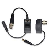 Night Owl Passive Video Balun Converter with Power for Security CCTV Systems, Pair