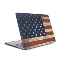 """Image of NewerTech NuGuard Snap-On Cover for 15"""" MacBook Pro Laptop with Retina Display, American Flag"""