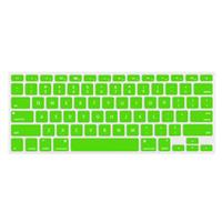 """Image of NewerTech NuGuard Keyboard Cover for 2011-15 13"""" MacBook Air and MacBook Pro with Retina Display, Green"""