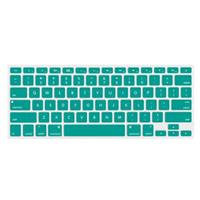 """Image of NewerTech NuGuard Keyboard Cover for 2011-15 13"""" MacBook Air and MacBook Pro with Retina Display, Teal"""