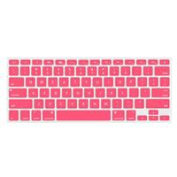 """Image of NewerTech NuGuard Keyboard Cover for 2011-15 13"""" MacBook Air and MacBook Pro with Retina Display, Rose"""