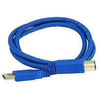 """Compare Prices Of  NewerTech 72"""" USB 3.0 A/B Premium Quality Cable"""
