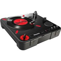 Image of Numark PT01 Scratch Portable Turntable with DJ Scratch Switch