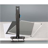 Impressive Novoflex Magic Studio Macro Repro Set, with Macro Repro Stand & 3 Baseboards, Black & White, Product photo