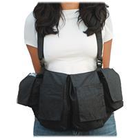 Image of Newswear Womens Medium Chestvest, SLR Camera & Lens Carry System, Black.