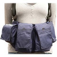 Image of Newswear Womens Medium Chestvest, SLR Camera & Lens Carry System, Navy Blue / Gray