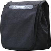 Image of Newswear Body Press Pouch, Padded SLR Camera Body Carry Pouch, Black.