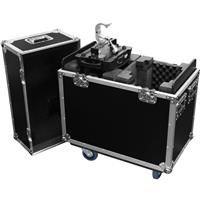 Image of Odyssey Innovative Designs Flight Zone Chauvet Intimidator Beam/Spot 350/450 Case, Dual Moving Head Light Case with Wheels