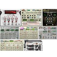 Image of Ohm Force All Virtual Instrument and Software Plug-In Bundle, Electronic Download