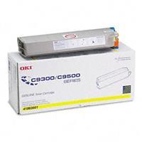 OKI Data Yellow Toner Cartridge for C9300/C9500 Series Type C5 Printers