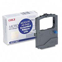 Image of OKI Data 42377801 ML400 Series Self-inking Ribbon Cartridge for ML400 Series