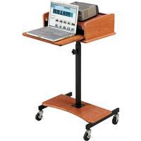 Oklahoma Sound Laptop Speaker Stand, Cherry